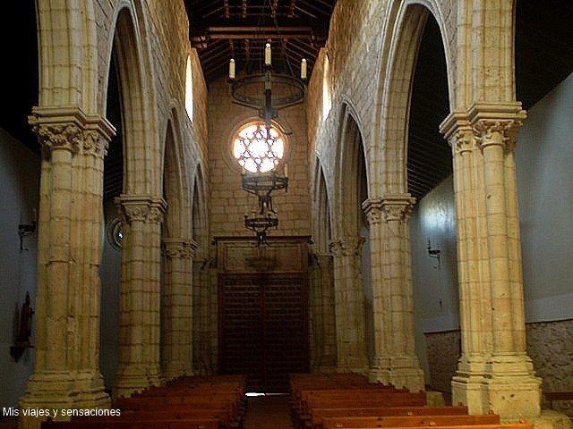 Iglesia de San Felipe. Brihuega, Guadalajara