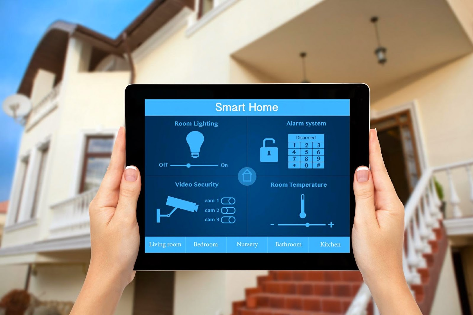 Safe Side Security, Inc : Protect Your Home With A Wireless
