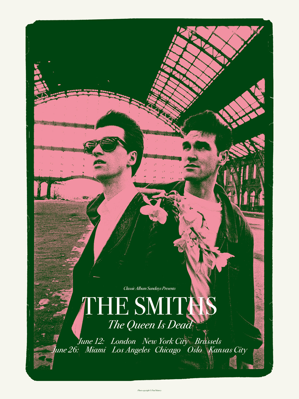 Smiths The Queen Is Dead Hatful Of Hollow