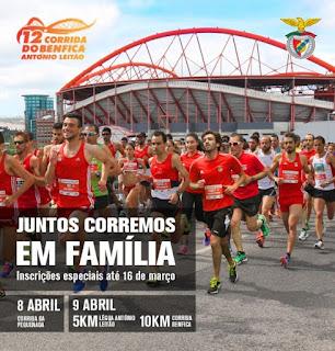 Corrida Benfica António Leitão