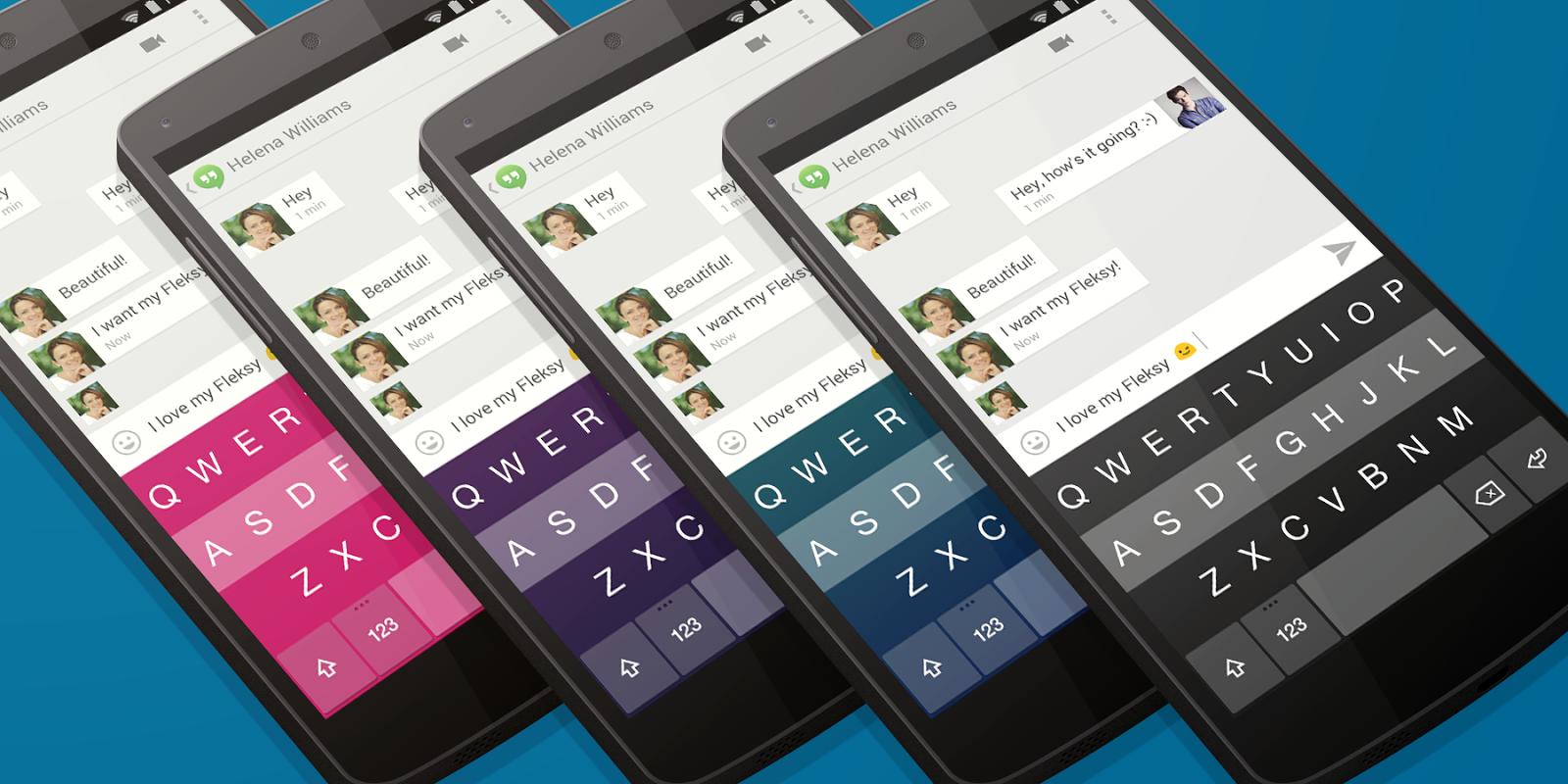 Descargar Fleksy para Android