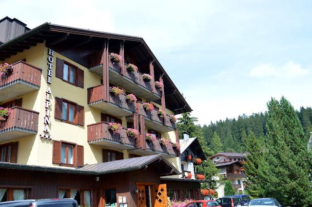 hotel alpina madonna di campiglio