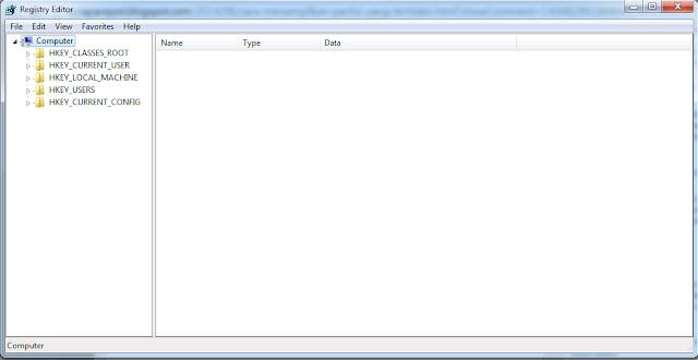 pada kesempatan ini aku mecoba menawarkan trik menghilangkan tanda panah pada sortcut ic Cara Menghilangkan Tanda Panah Shorcut Pada Desktop