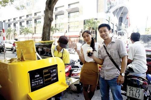 Khởi nghiệp với 1 Phin Café 8 xe, 500 ly