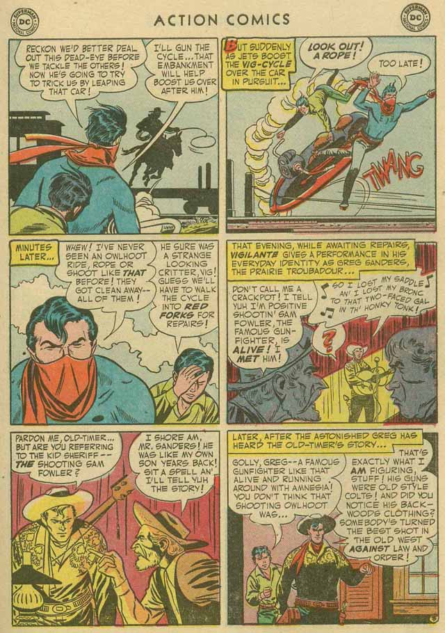 Read online Action Comics (1938) comic -  Issue #169 - 36