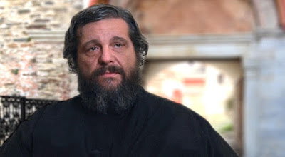 ο π. Νικόλαος Λουδοβίκος