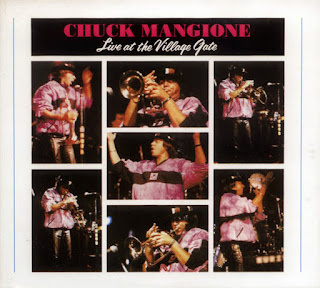 Chuck Mangione - 1989 - Live At The Village Gate