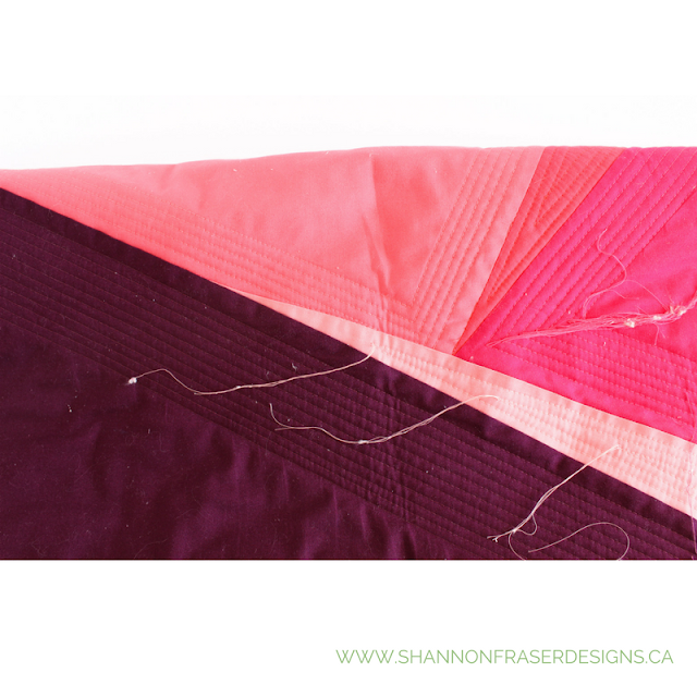 Q2 2017 Finish-A-Long Projects | Shannon Fraser Designs | Modern Quilting | Quilting Community