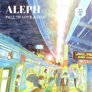 Lyric : ALEPH - Fall in Love Again