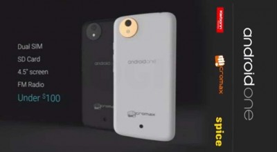 Smartphone Murah Android One Dirilis Minggu Depan