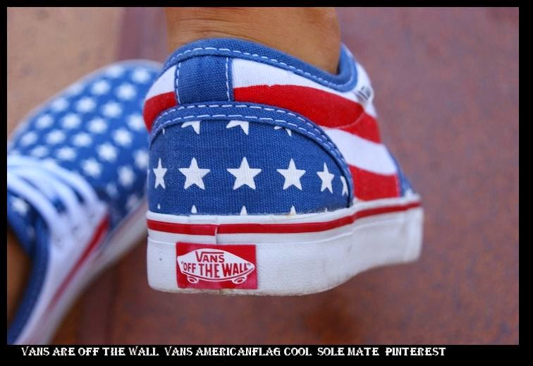 ddff98383b nike free run best prices vans are off the wall vans americanflag cool Sole  Mate ...
