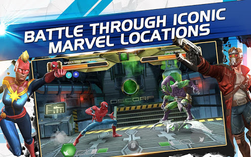 MARVEL Contest of Champions Apk Mod Download for Android v22 0 0