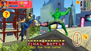Super Avenger v4.0.0 Mod
