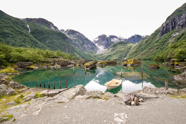 Lago Bondhusvatnet