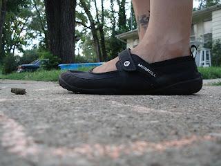 Women Merrill Mary Jane Shoes
