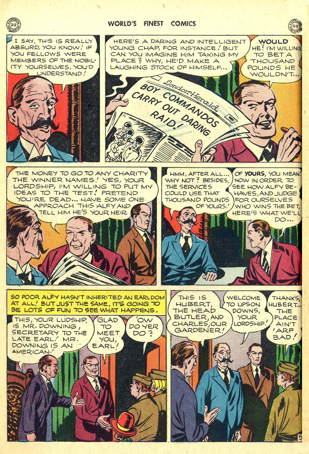 Read online World's Finest Comics comic -  Issue #18 - 40