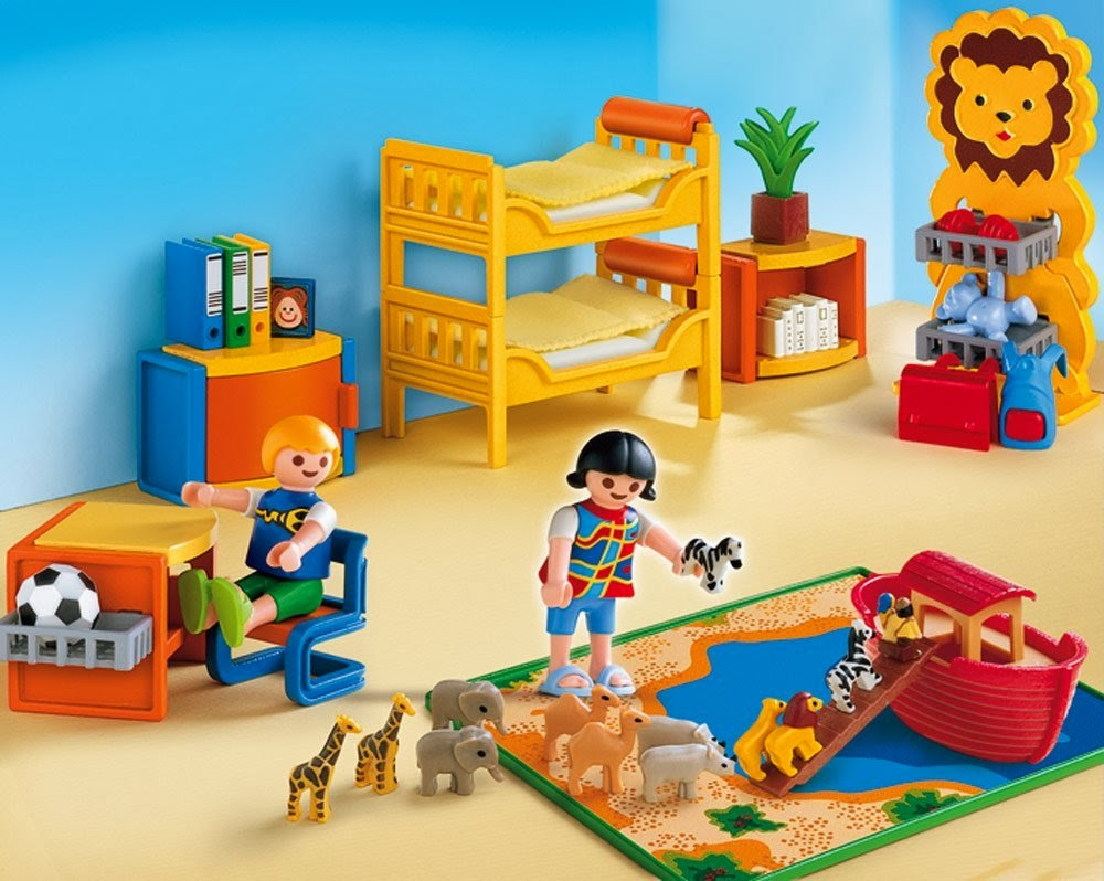 Jane Chrie Playmobil Micro Worlds