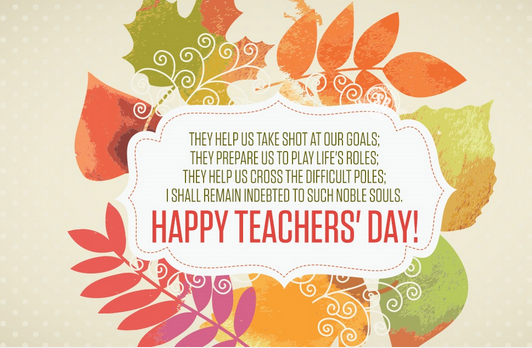 Best Greeting Cards For Teachers Day Hd Images Wallpaper For