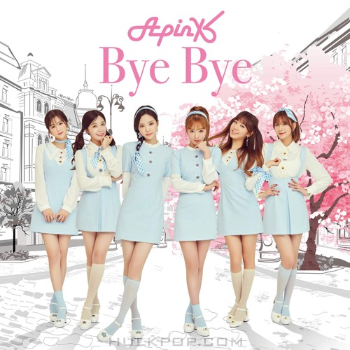 Apink – Bye Bye / ぱぴぷぺPON! – EP (ITUNES PLUS AAC M4A)
