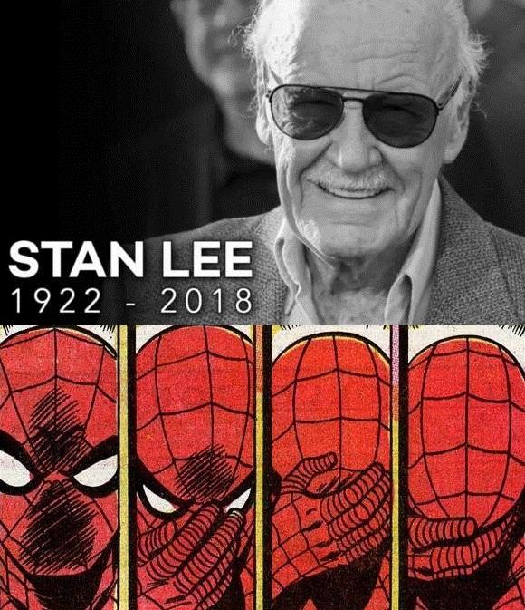 Son dakika... Stan Lee hayatını kaybetti