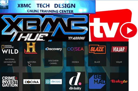 Download New RepoXbmcHub3.0.0  Addon IPTV for Live Tv Download XbmcHub3.0.0 Addon IPTV For IPTV- Kodi-XBMC