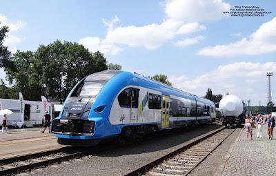 PESA 34WEa, Koleje Śląskie, Czech Raildays 2018