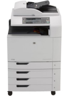 Download HP Color LaserJet CM6040 Multifunction Printer Drivers