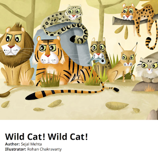 Wild Cat! Wild Cat! – Non Fiction for the Very Young
