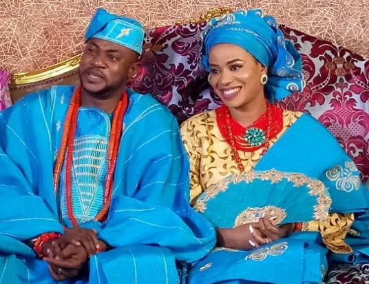 odunlade adekola beat wife