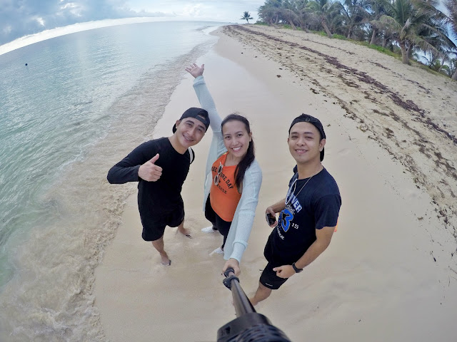 Rizza Salas x Jomalig Island