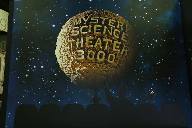 Netflix Comeback for 'Mystery Science Theater 3000.'