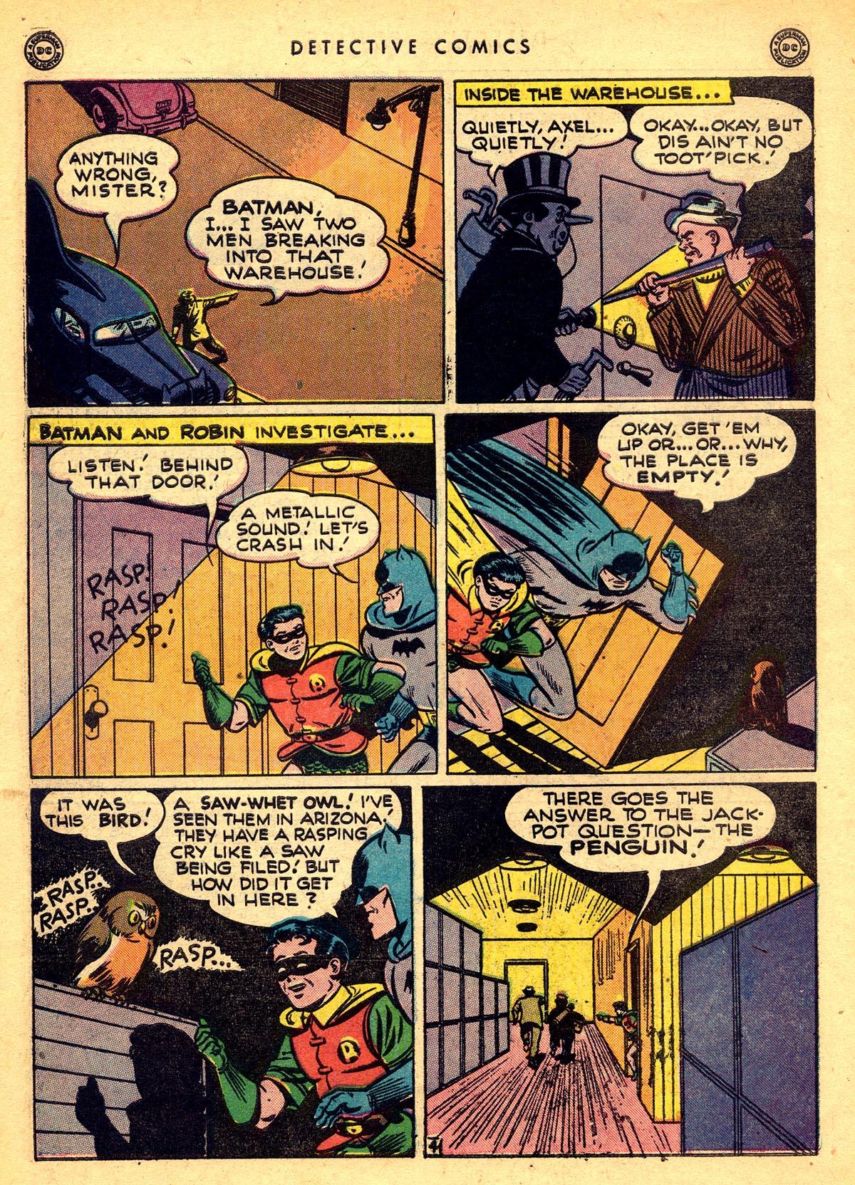 Detective Comics (1937) 120 Page 5