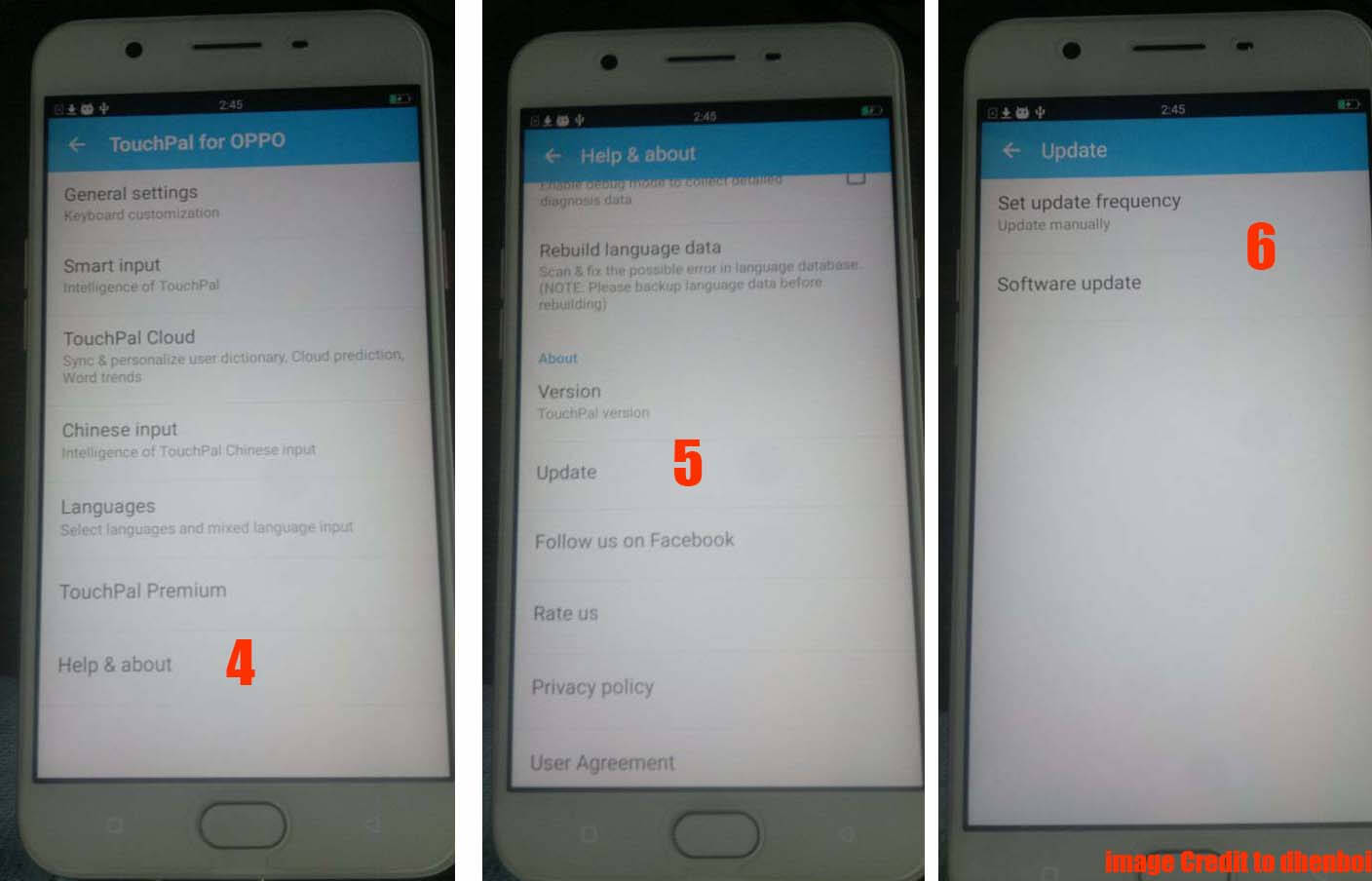 Oppo F1S FRP BYPASS (A1601) Verify Google Account - Mobile Repair