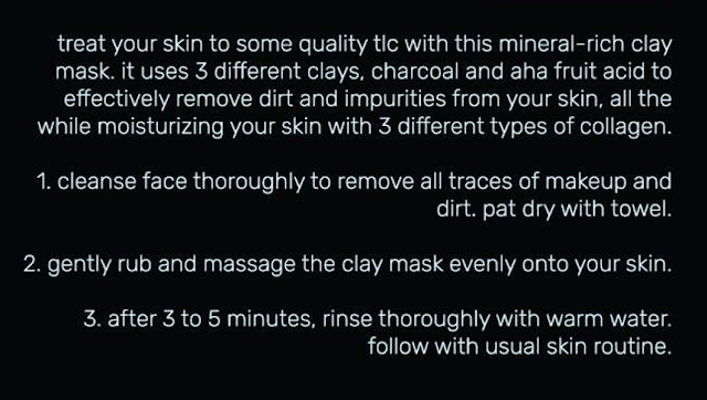 Dotfree AHA & GHASSOUL Peeling Clay