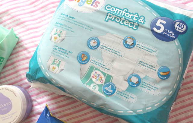 ASDA Little Angels Nappies Review