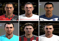 PES 2013 Facepack vol.7 by bradpit62