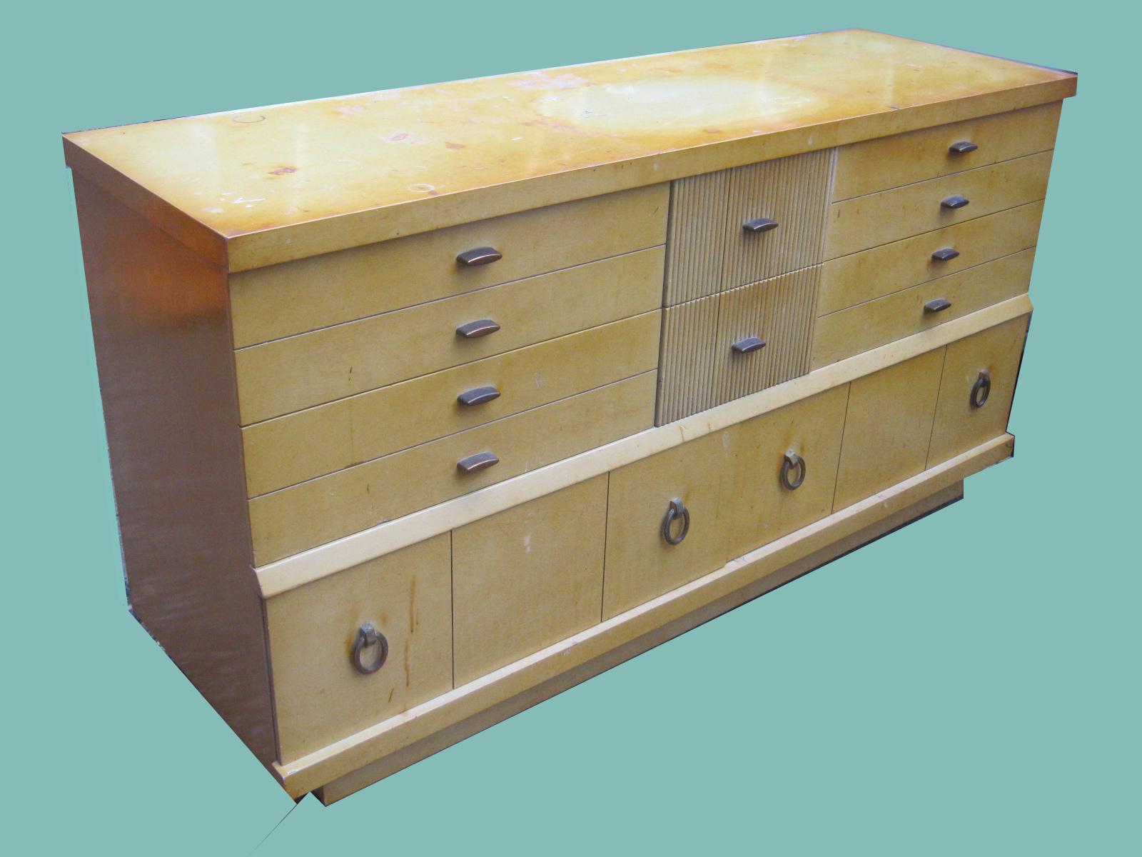 1950 S 2 Piece Bedroom Set Sold