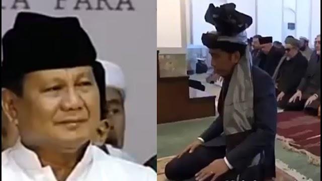 Dicitrakan Capres Paling Islami, Prabowo Mengaku Dulunya Sering Tidak Sholat & Dosanya Menumpuk