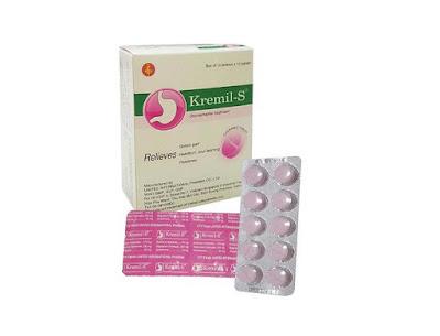 Thuốc điều trị đau dạ dày Kremil- S