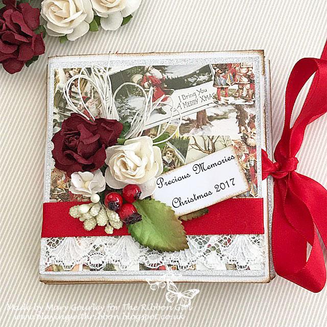 a christmas memory book - Christmas Memories Book