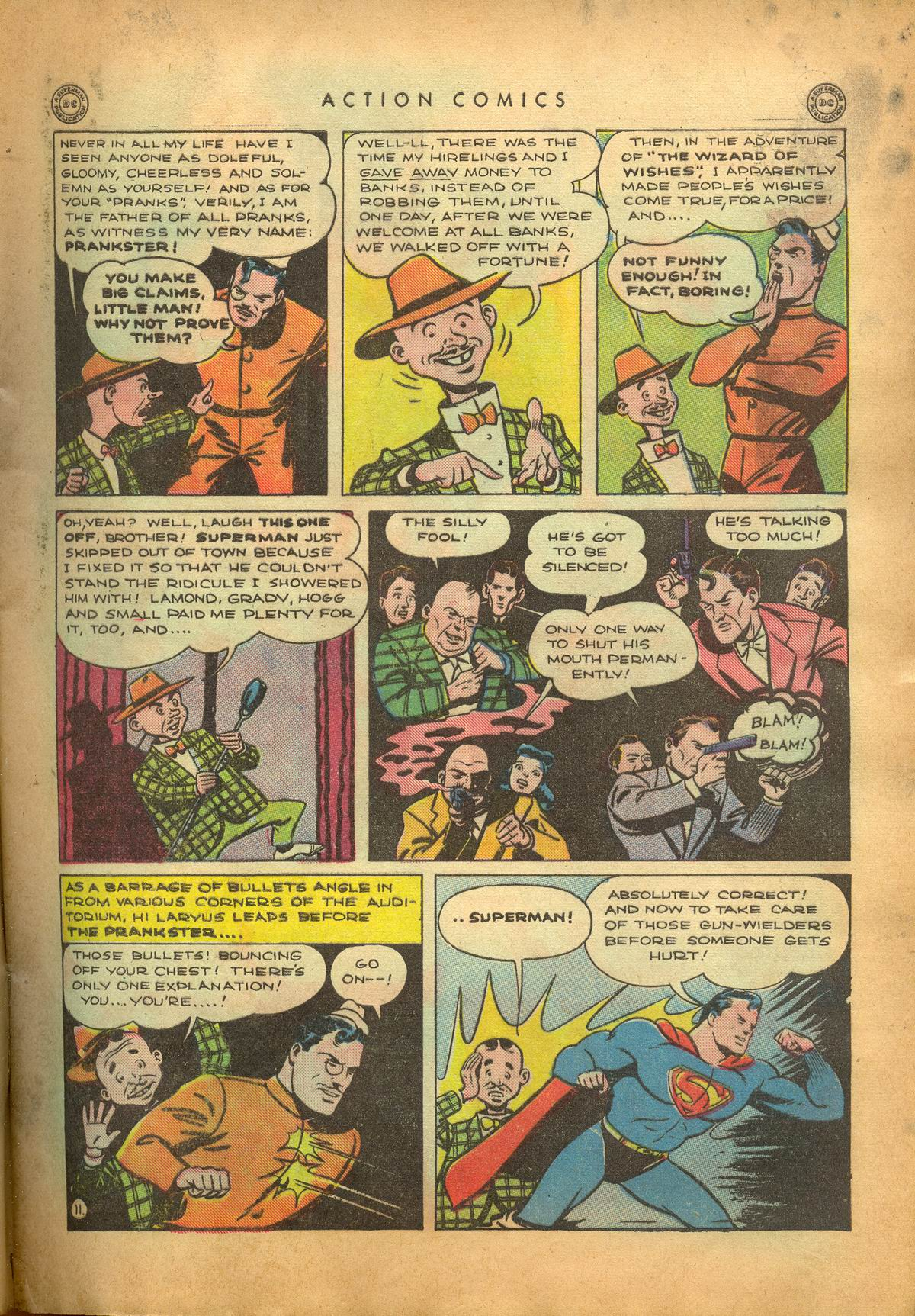 Read online Action Comics (1938) comic -  Issue #95 - 14