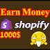 Learn about Shopify, where many young people are making huge amounts of money, and so you can achieve them too