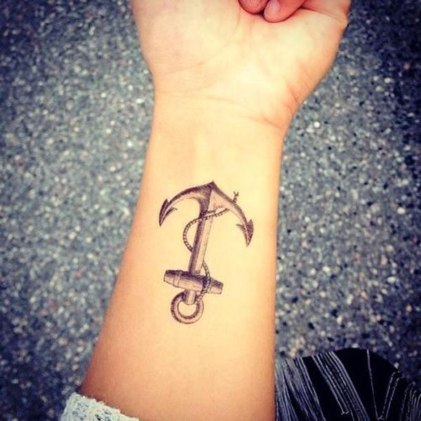 Tatuajes De Anclas Para Mujeres Y Su Significado Belagoria La