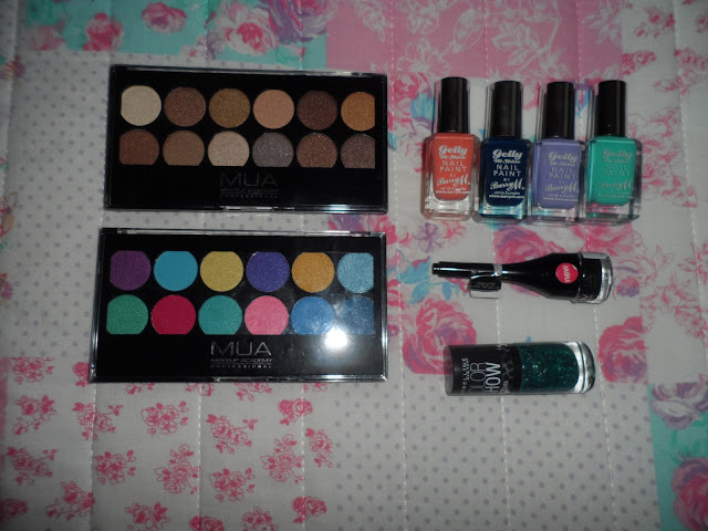 Beauty Haul!