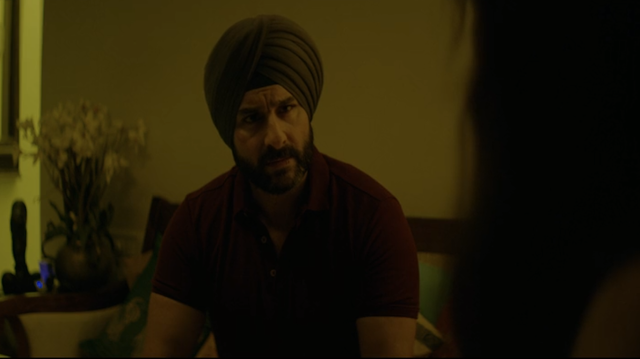 Netflix's Sacred Games Review