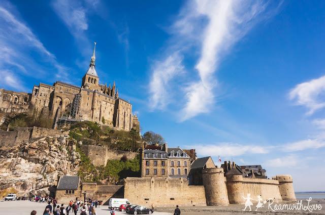 Honeymoon, review, france, Mont Saint Michel, รีวิว,ฮันนีมูน,ฝรั่งเศส,มงแซงมิเชล,สวีท,ทริป,ปราสาท,มินาสทิริธ,the lord of the rings,Minas Thirith
