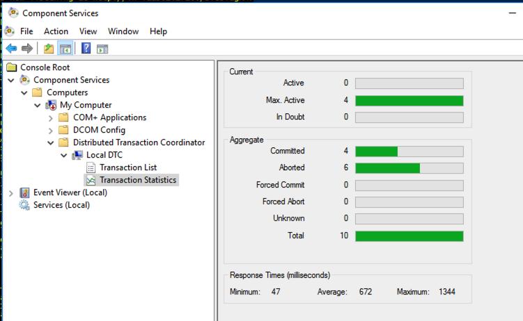 VirtualBean: Fix MSDTC for VRA Install Wizard Validation