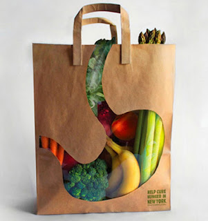 Green Pear Diaries, diseño, packaging, bagvertising, bolsas creativas