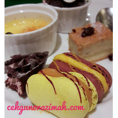 review makan di hotel armada, hotel armada pj, harga buffet dinner di hotel armada
