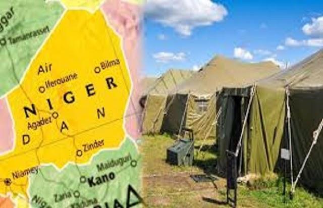 नाइजर : सैन्य शिविर पर हमला, 25 जवानों की मौत